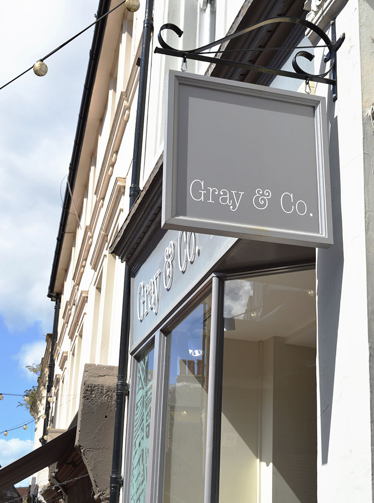 Mens Fashion in Tunbridge Wells - Gray & co.