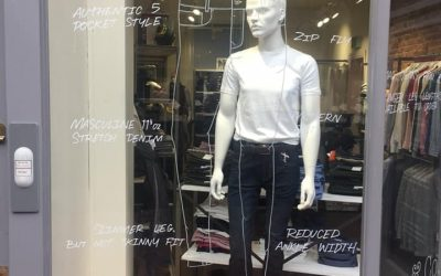 The Mac Jeans Window