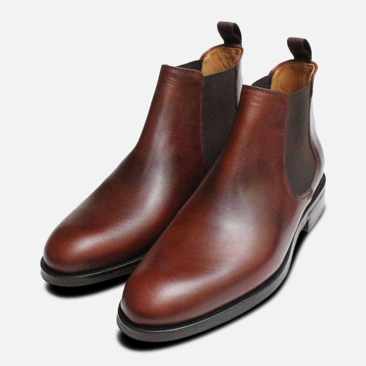 Mens Footwear in Tunbridge Wells at Gray & Co. - Chelsea Boot by John White