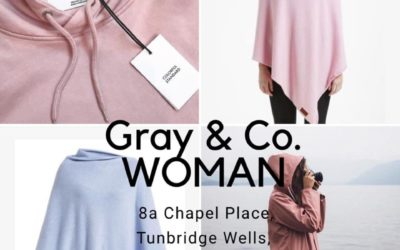 Gray & Co. WOMAN Capsule Collection